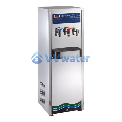 W900C+RO Hot Cold & Warm RO Water Cooler Dispenser