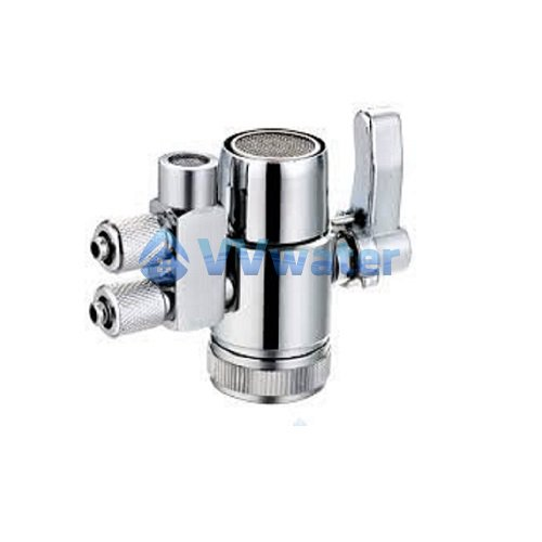 1 4 Quot 2 Way W Nut 2 Way 1 4 Quot Tube Diverter Valve