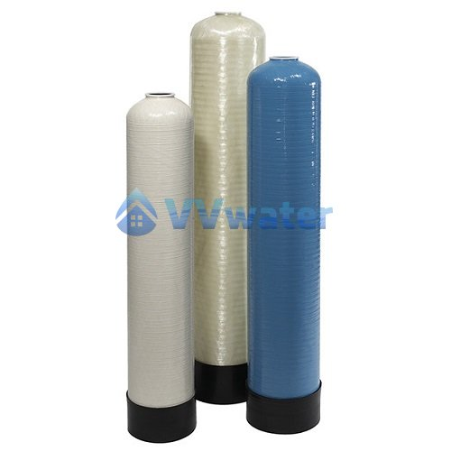 Industrial FRP Water Filtration System