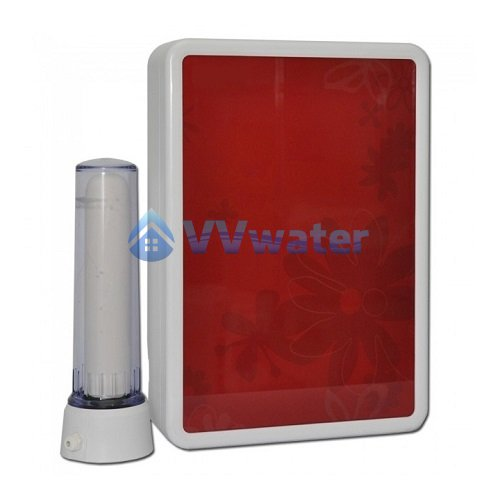 QY-Red Ultra Energy Drinking Water Filter System