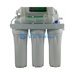 USA Undersink Alkaline Water Purification System
