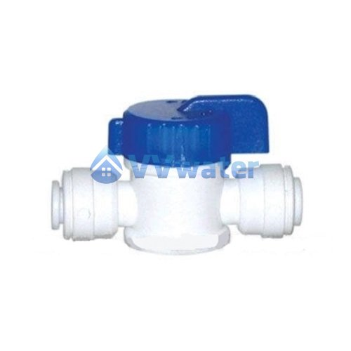 BV-101 1/4' Ball Valve Water Filter Stopper