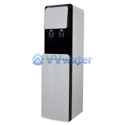 FY2105 Hot & Cold Direct Piping Floor Stand Water Dispenser