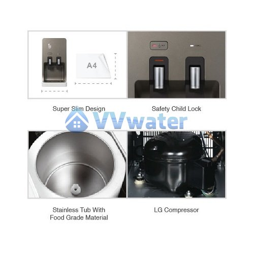 WPU8900C Tong Yang Magic Hot & Cold Water Dispenser