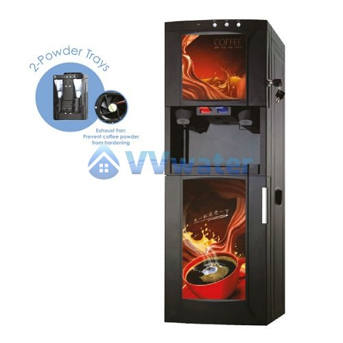68CF-B Hot & Cold Coffee Machine Dispenser