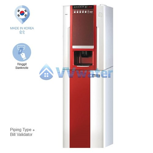 DG-808F5M Coin Operated Coffee Vending Machine